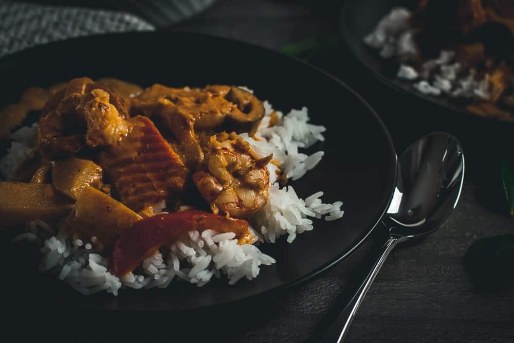 best thai red curry recipe