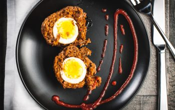 Chorizo Scotch Eggs