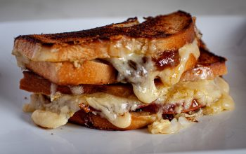 Grilled Cheese Inspired by Your Favorite Cheese Board