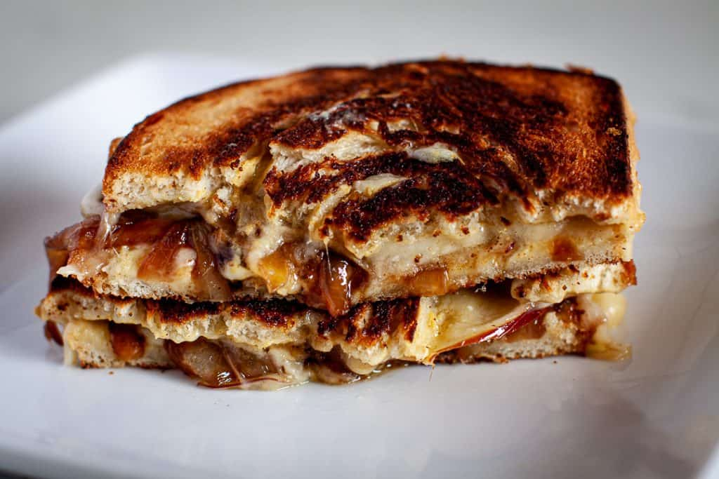 grilled cheese with havarti